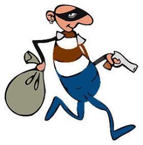 عجیب ترین سرقت های تاریخ